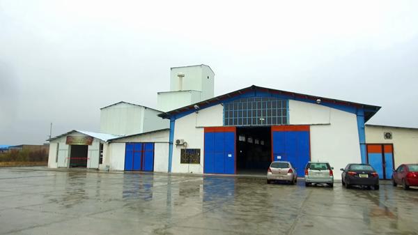 کارخانه پودر لباسشویی