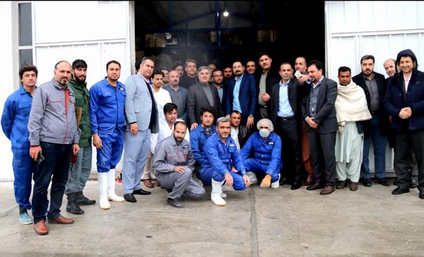 کارخانه افغانستان