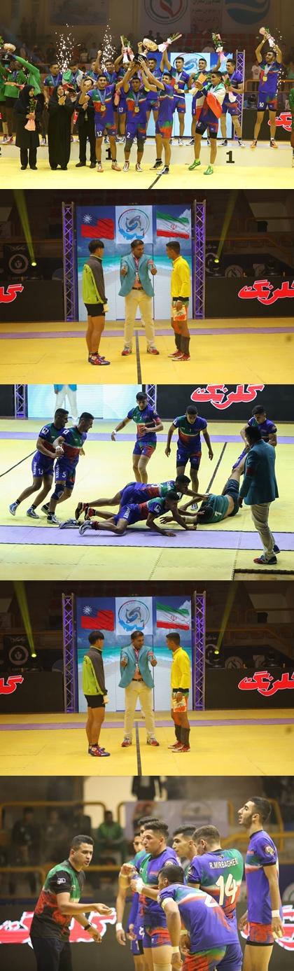 مسابقه کبدی قهرمانی تیم ملی